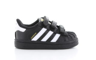 Adidas adidas Superstar Foundation Zwart Peuters