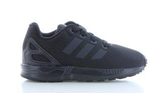 Adidas adidas ZX Flux Zwart/Zwart Peuters