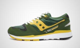 Azura (Groen/Geel) Sneaker
