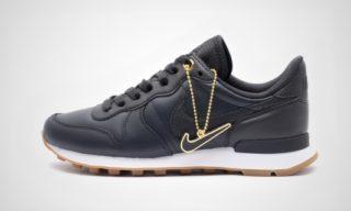 WMNS Internationalist PRM (Zwart) Sneaker