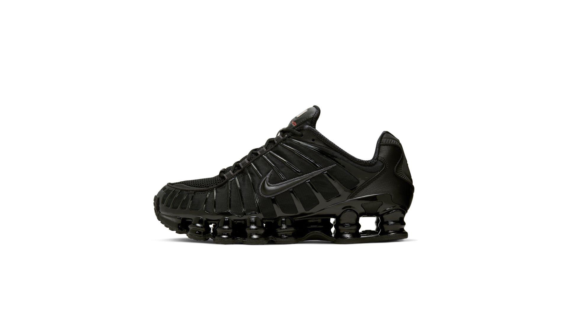 Nike Shox TL 'Triple Black' (AV3595-002)
