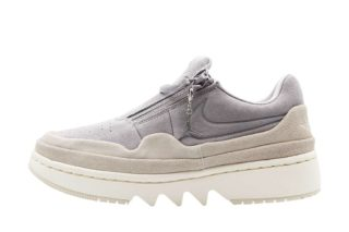 Nike Air Jordan 1 Jester XX Low Wmns (groen/grijs/creme/wit)