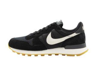 Nike Internationalist Wmns (zwart/wit)