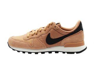 Nike Internationalist Wmns (roze/goud/d grijs/wit)