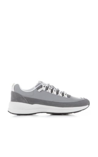 A.P.C. Jay Sneakers Silver