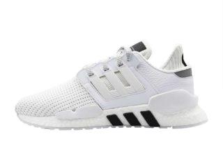 adidas EQT Support 91/18 (wit/zwart)