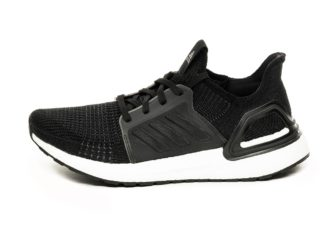 adidas Ultra Boost 19 (Core Black / Core Black / Ftwr White)