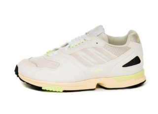 adidas ZX 4000 (Off White / Raw White / Clear White)