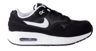 Nike Air Max 1 Kids 807603 001 Zwart