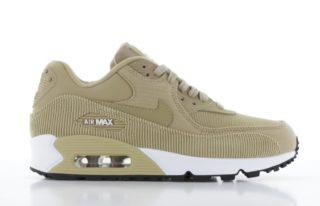 Nike Air Max 90 Leather Beige Dames