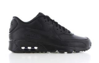Nike Air Max 90 Leather Zwart