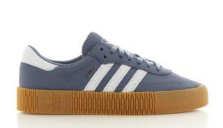 Adidas adidas Sambarose Blauw Dames