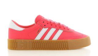 Adidas adidas Sambarose Roze Dames