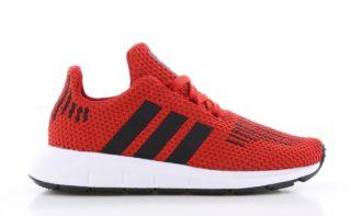 Adidas adidas Swift Run Rood Kinderen
