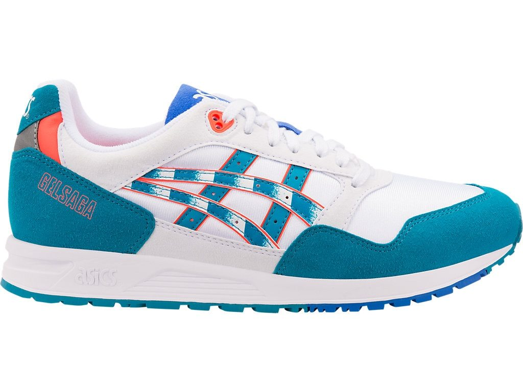 Asics Gel-Saga Zebra Pack Teal