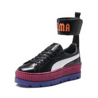 Puma Ankle Strap Rihanna Fenty Black (W)