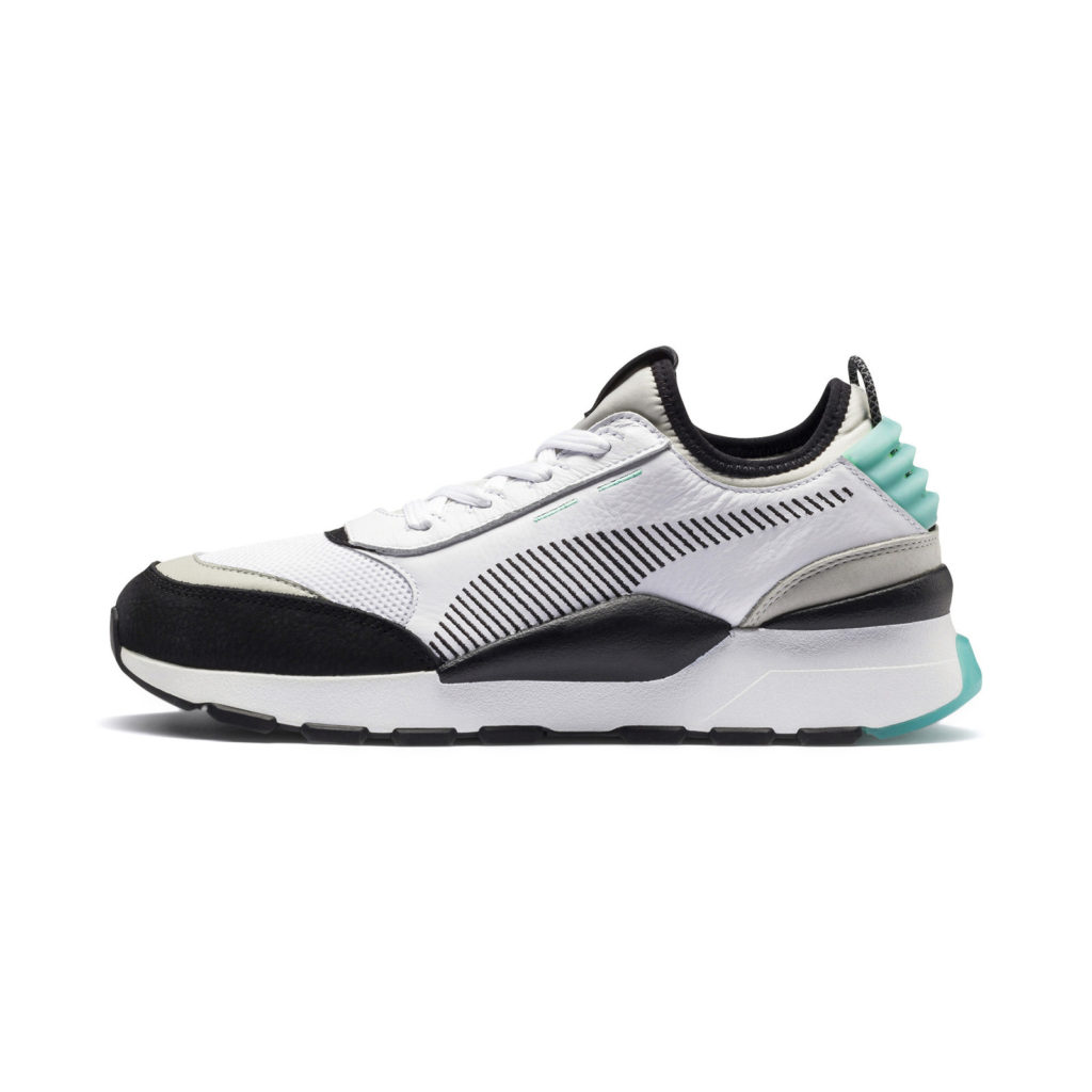 Puma RS-0 Re-Invention White Grey Violet