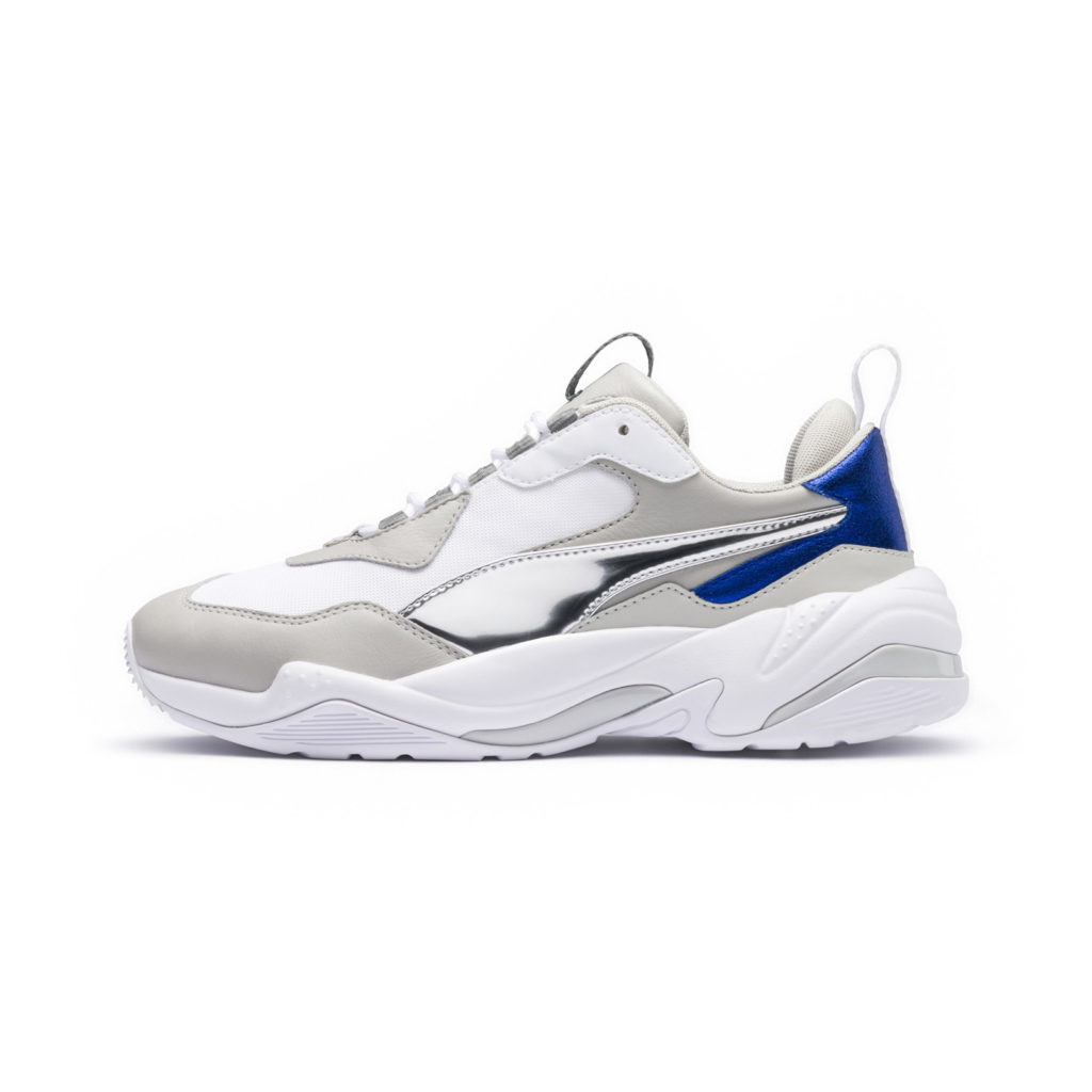 Puma Thunder Electric White Blue Sliver (W)
