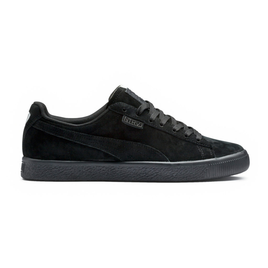 Puma Clyde Staple Black
