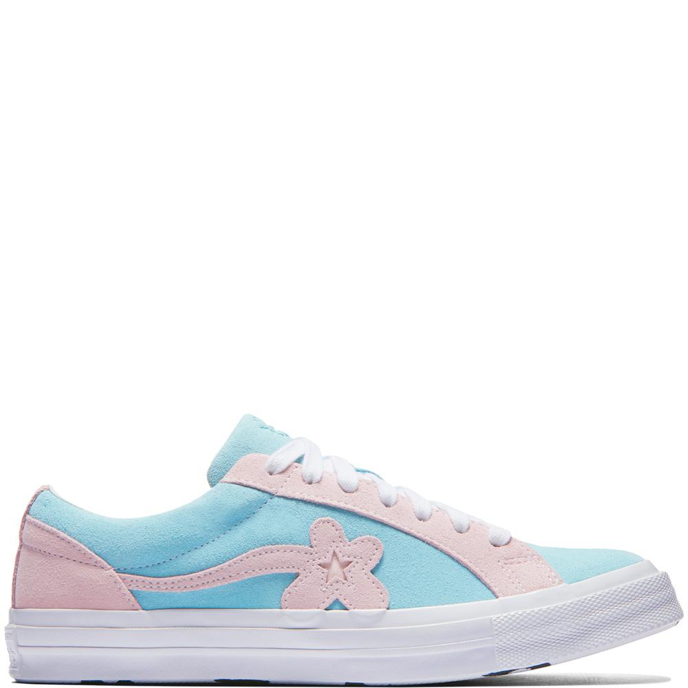 golf le fleur light blue pink