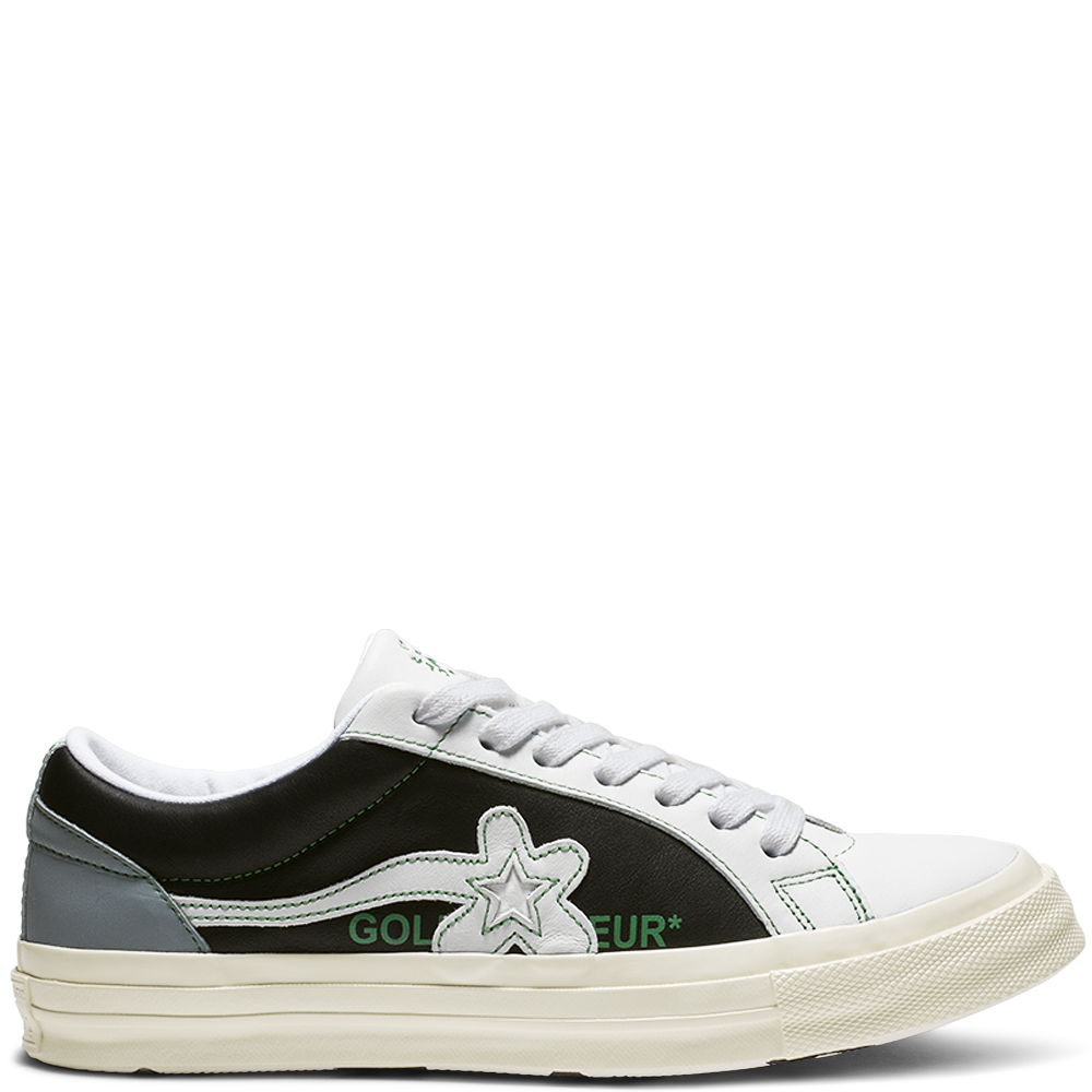 Converse One Star Ox Golf Le Fleur Industrial Pack Black