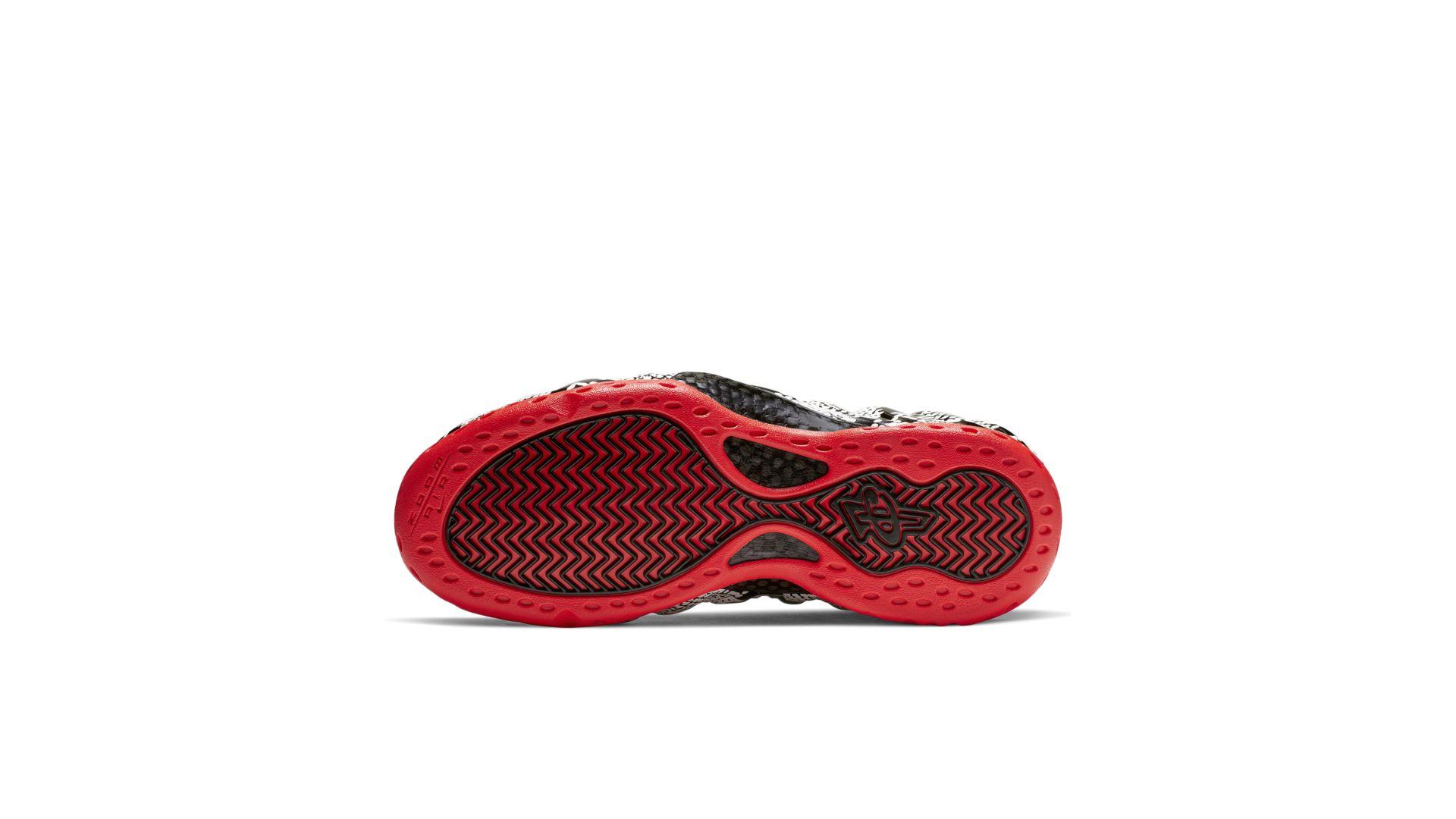 Nike Air Foamposite One Albino Snakeskin (314996-101)