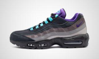 """Air Max 95 LV8 """"Teal Nebula"""" Sneaker"""