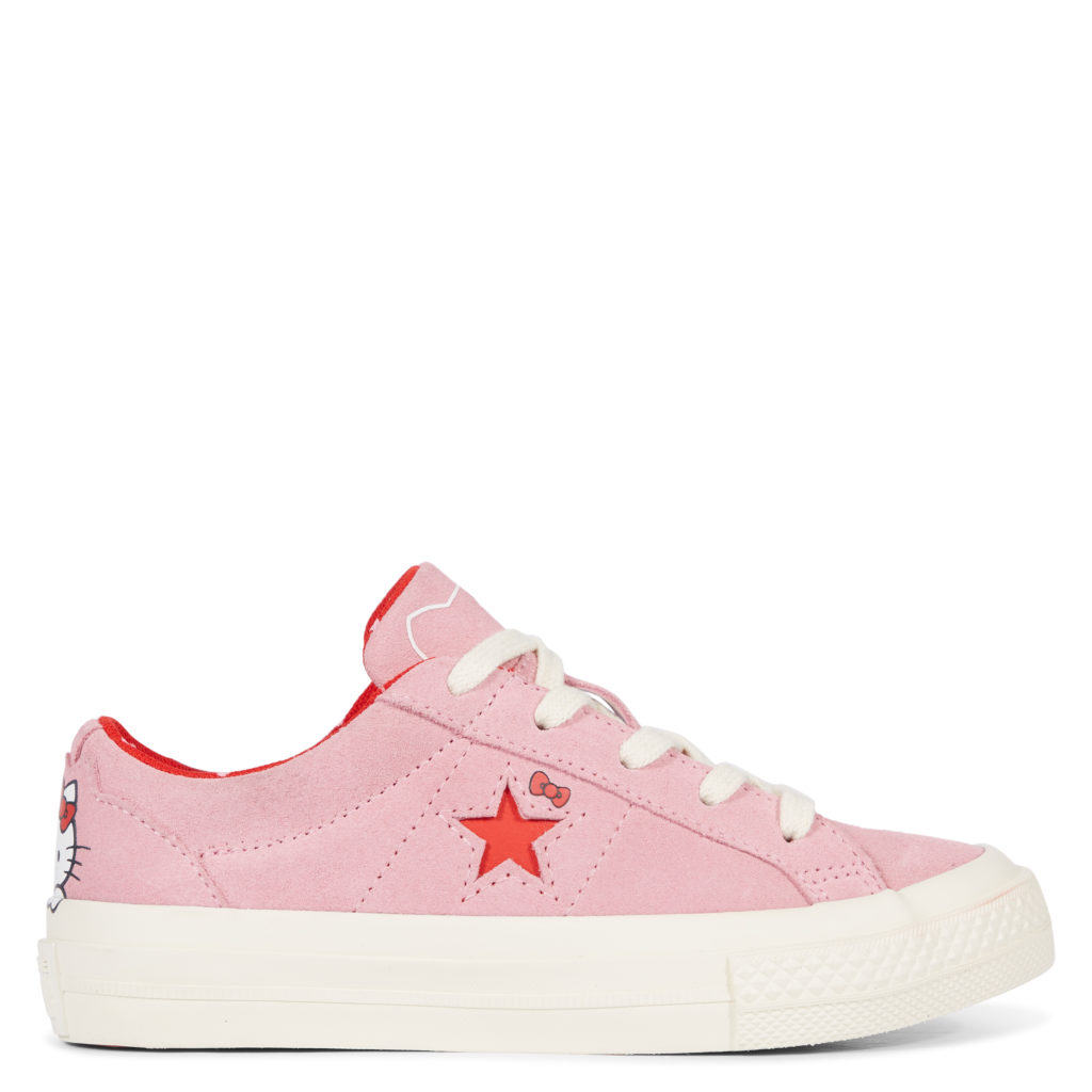 Converse One Star Ox Hello Kitty Pink (GS)
