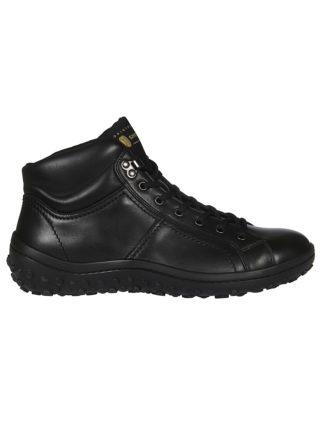 Car Shoe Car Shoe Laced-up Hi-top Sneakers (zwart)