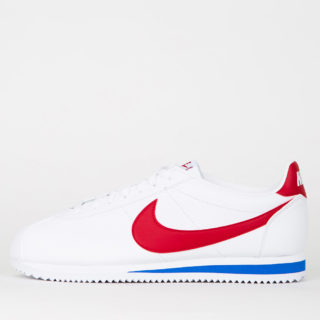 Nike Classic Cortez Ltr White/Royal/Red