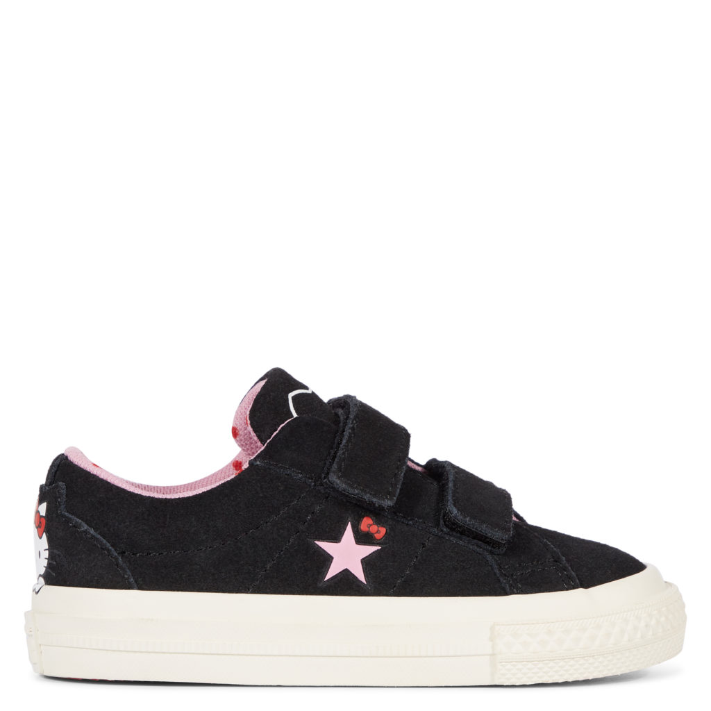 Converse One Star Ox Hello Kitty Black (TD)