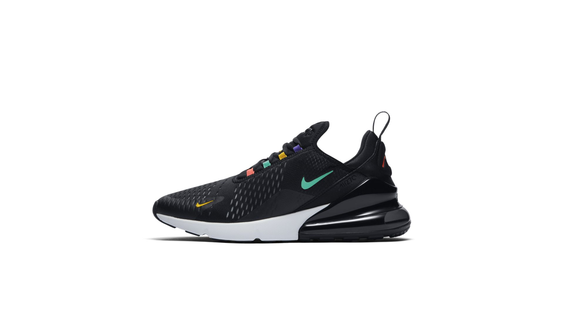 Nike Air Max 270 Black Multi-Color (AH8050-023)
