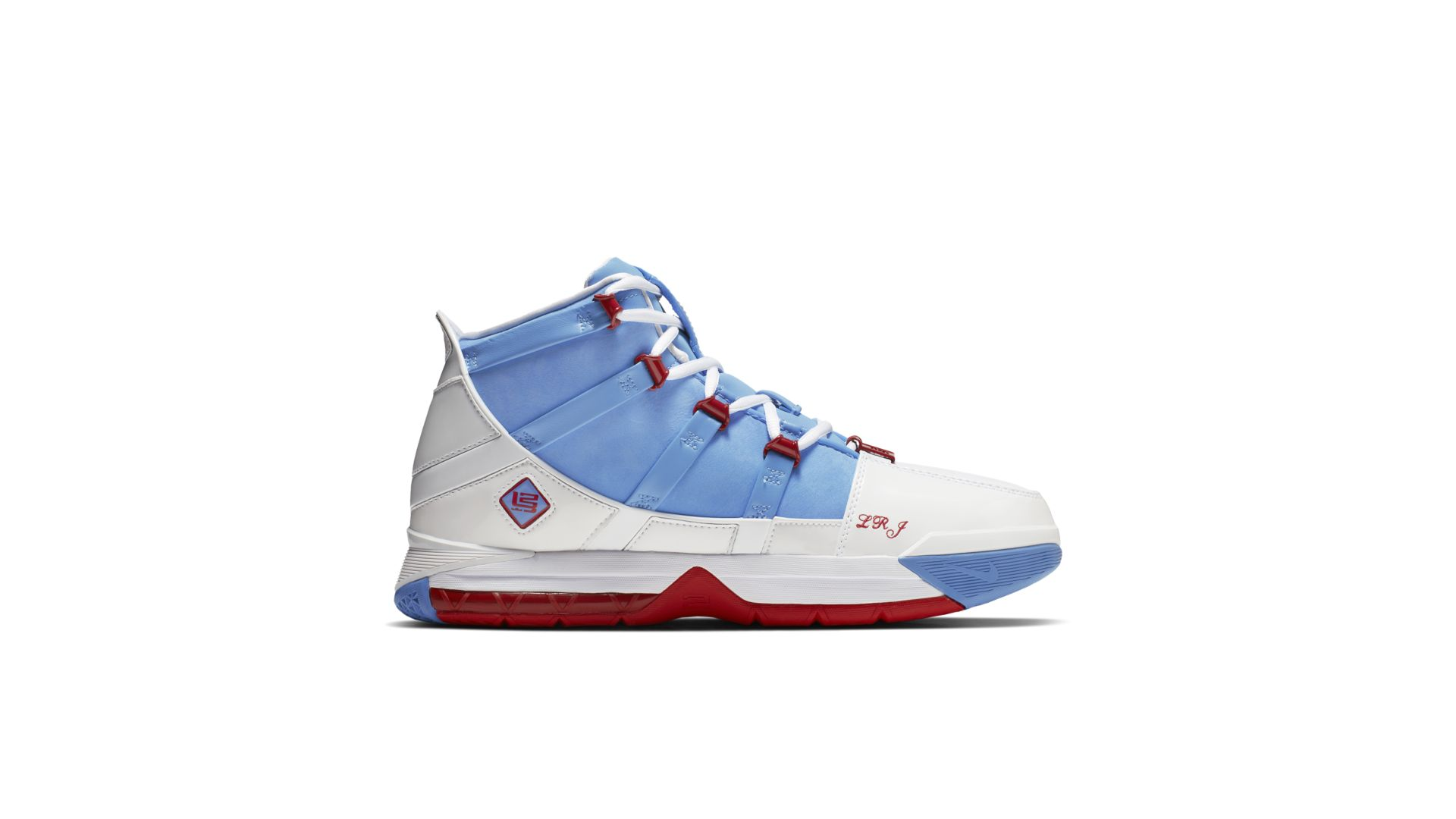 Nike LeBron 3 Houston Oilers (2019) (AO2434-400)