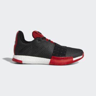 adidas Harden Vol. 3 Core Black Scarlet
