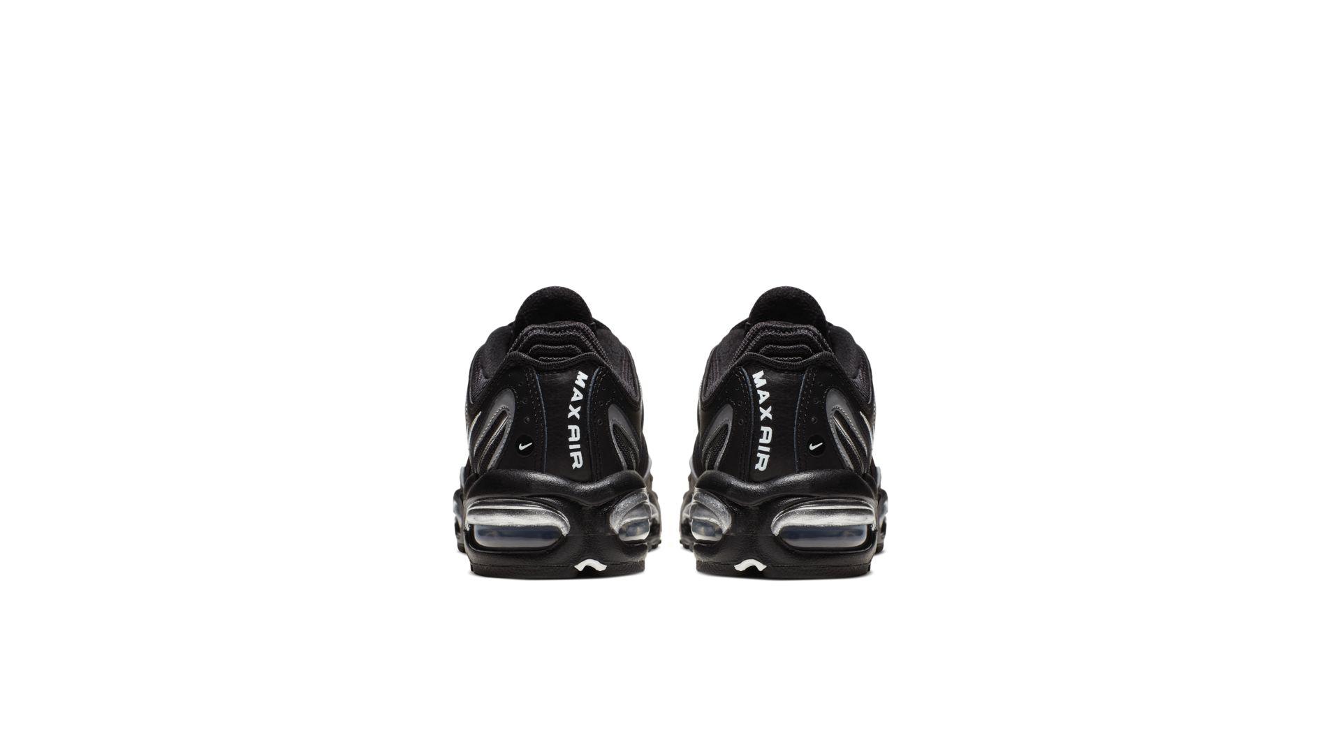 Nike Air Max Tailwind 4 Black Metallic Silver (AQ2567-003)