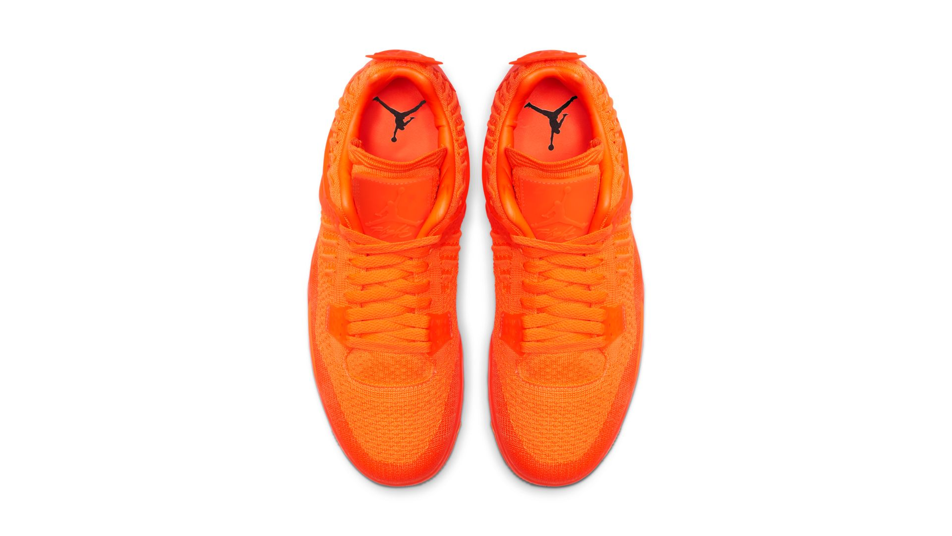 Jordan 4 Retro Flyknit Orange (AQ3559-800)