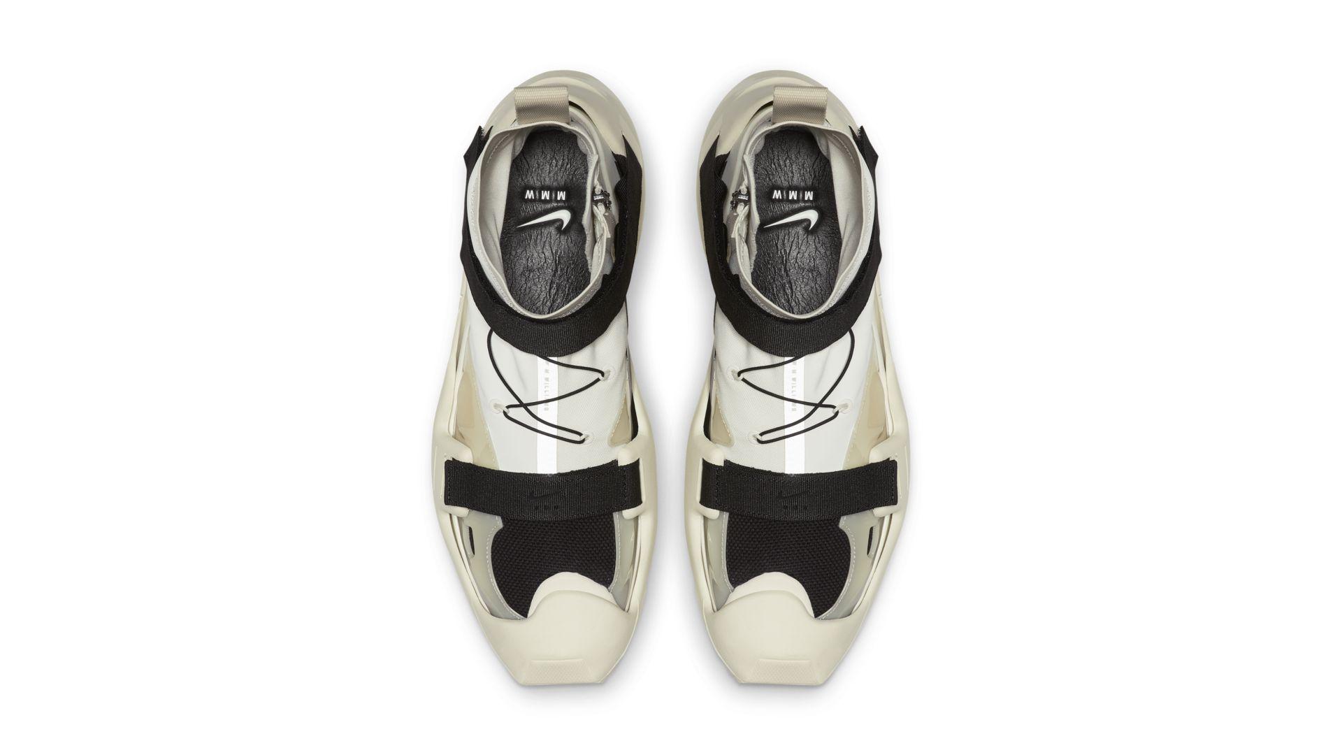 Nike Free TR 3 SP MMW Sail Black (AQ9200-100)
