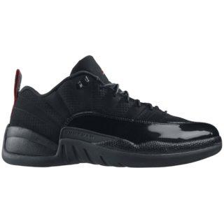 Jordan 12 Retro Low Black Patent