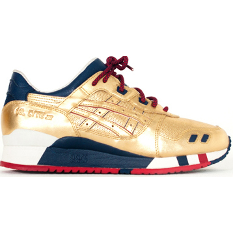 Asics Gel-Lyte III KFE USA Gold (H41JK-9494)