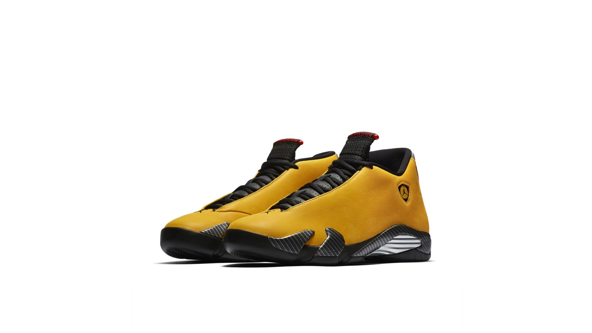 Jordan 14 Retro Ferrari University Gold (BQ3685-706)