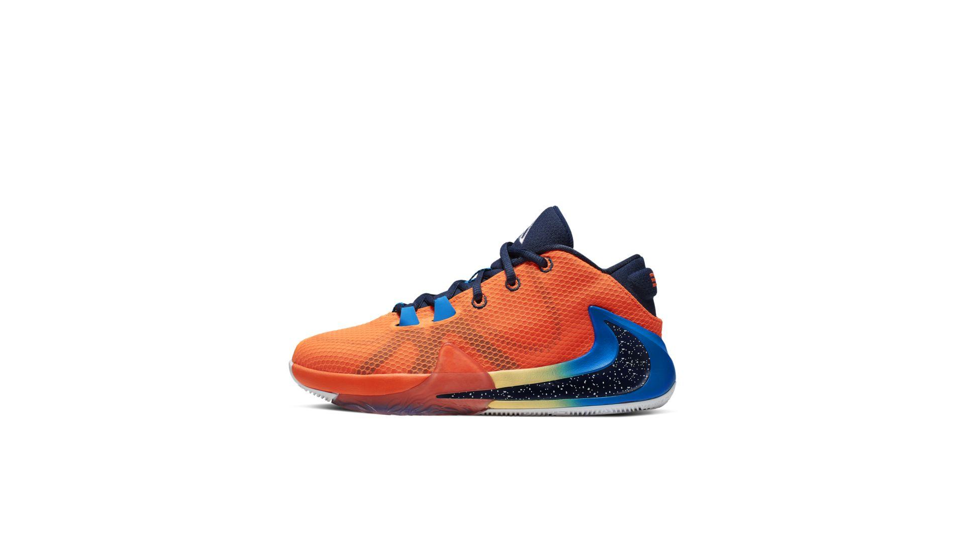 Nike Zoom Freak 1 Antetokounbros (GS) (BQ5633-800)