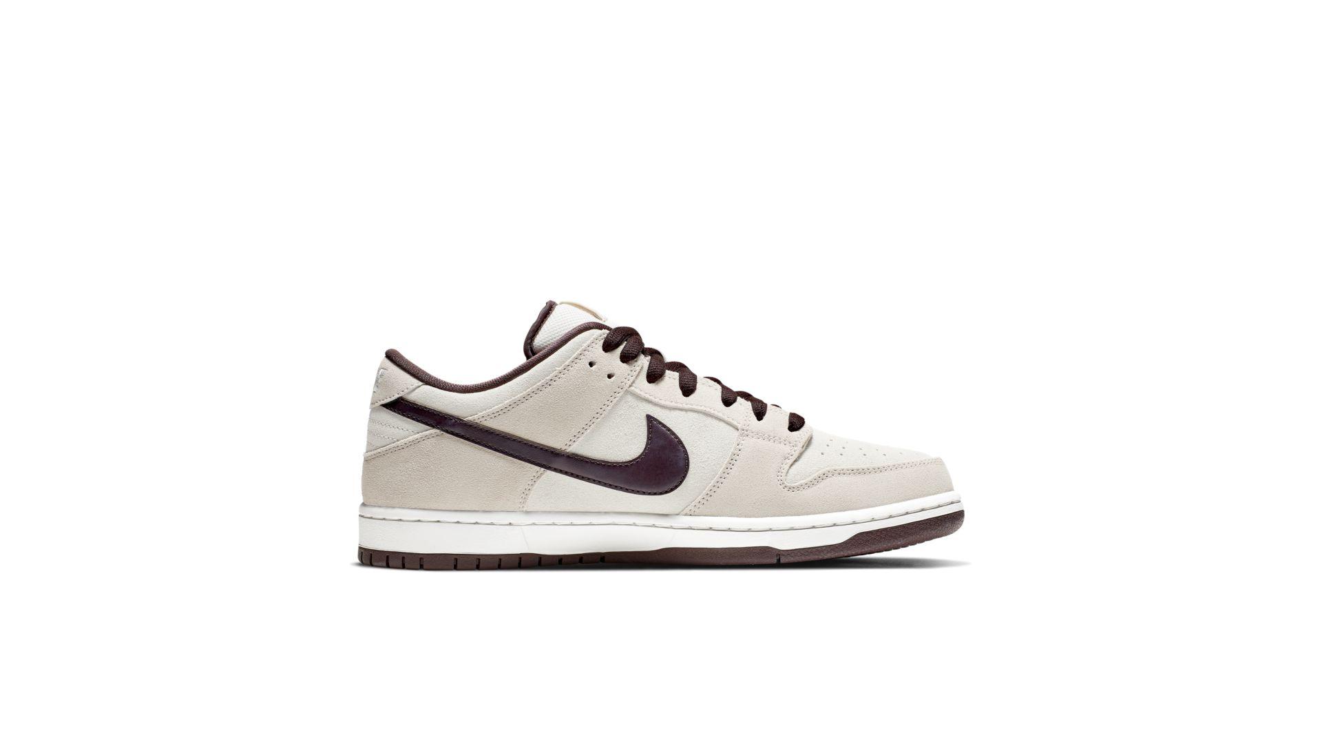 Nike SB Dunk Low Desert Sand Mahogany (BQ6817-004)