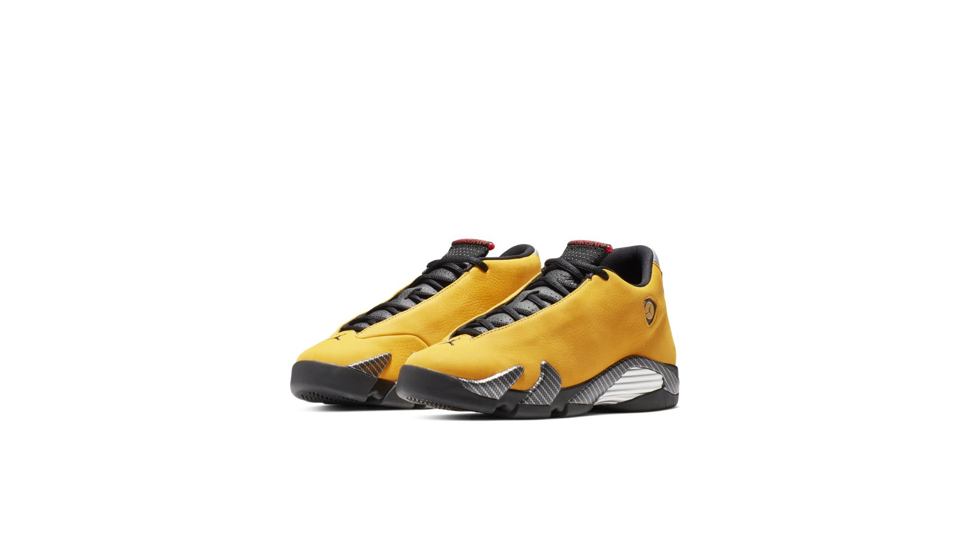 Jordan 14 Retro Ferrari University Gold (GS) (BV1218-706)