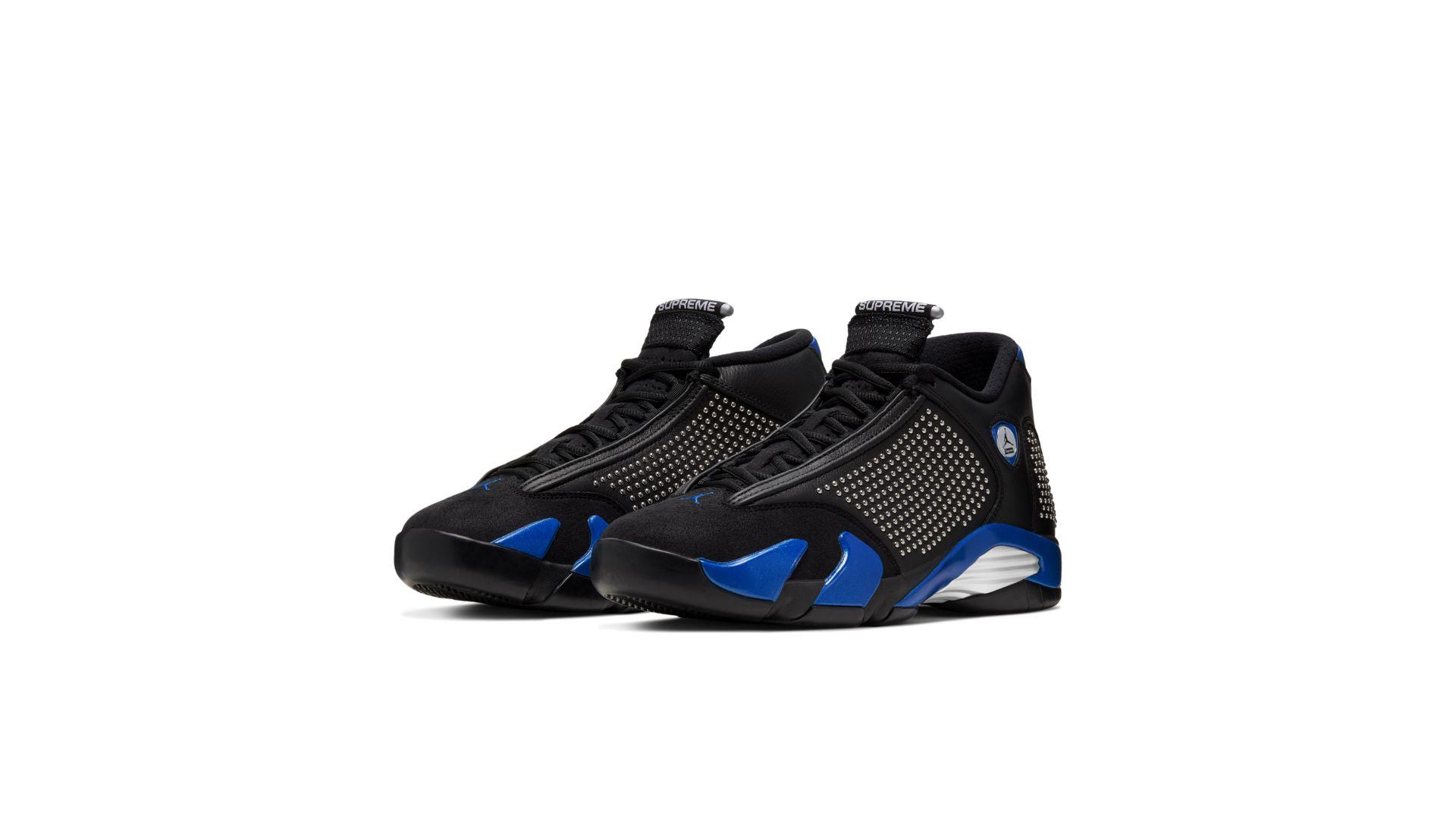 Jordan 14 Retro Supreme Black (BV7630-004)