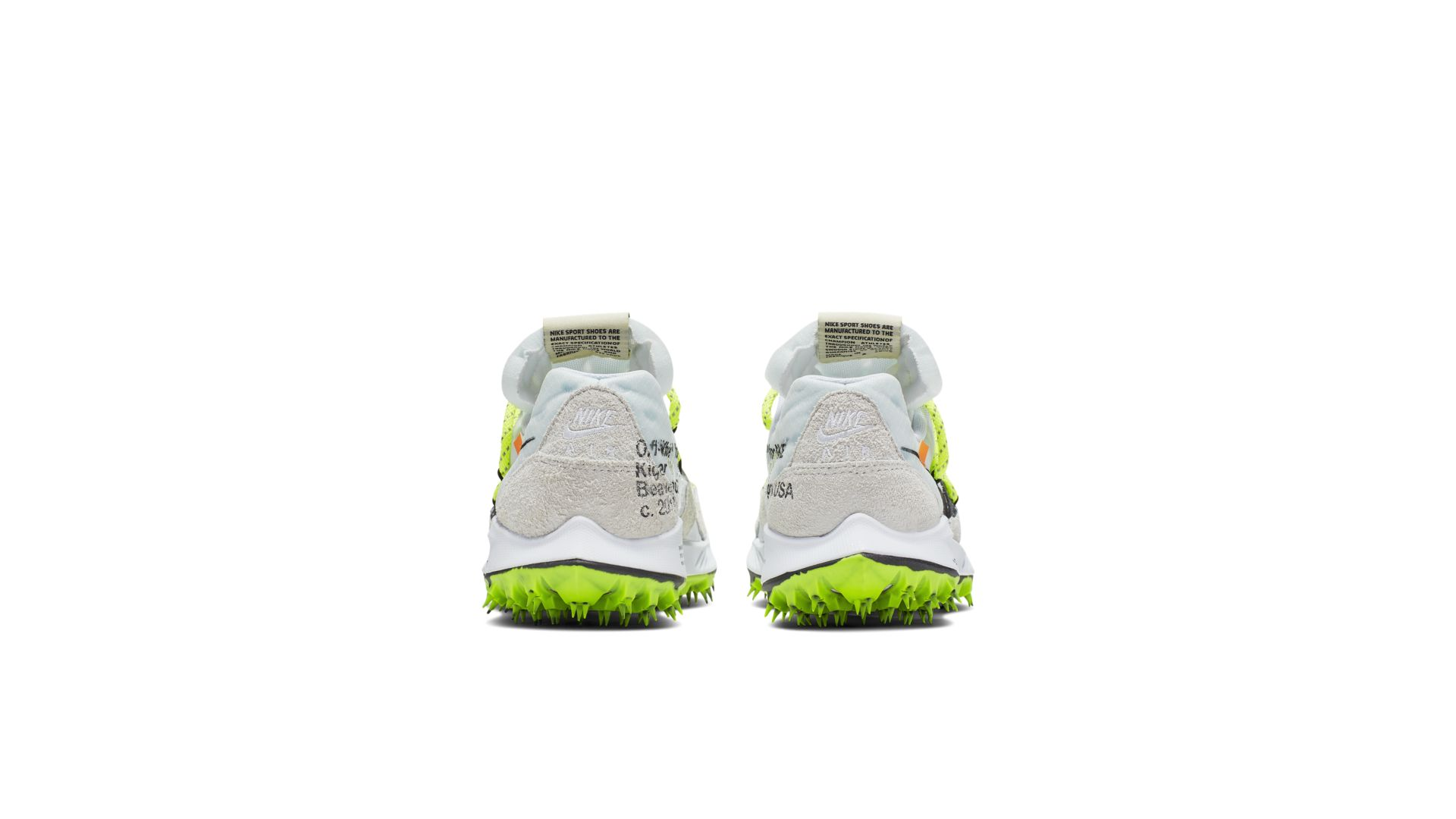 Nike Zoom Terra Kiger 5 Off-White White (W) (CD8179-100)