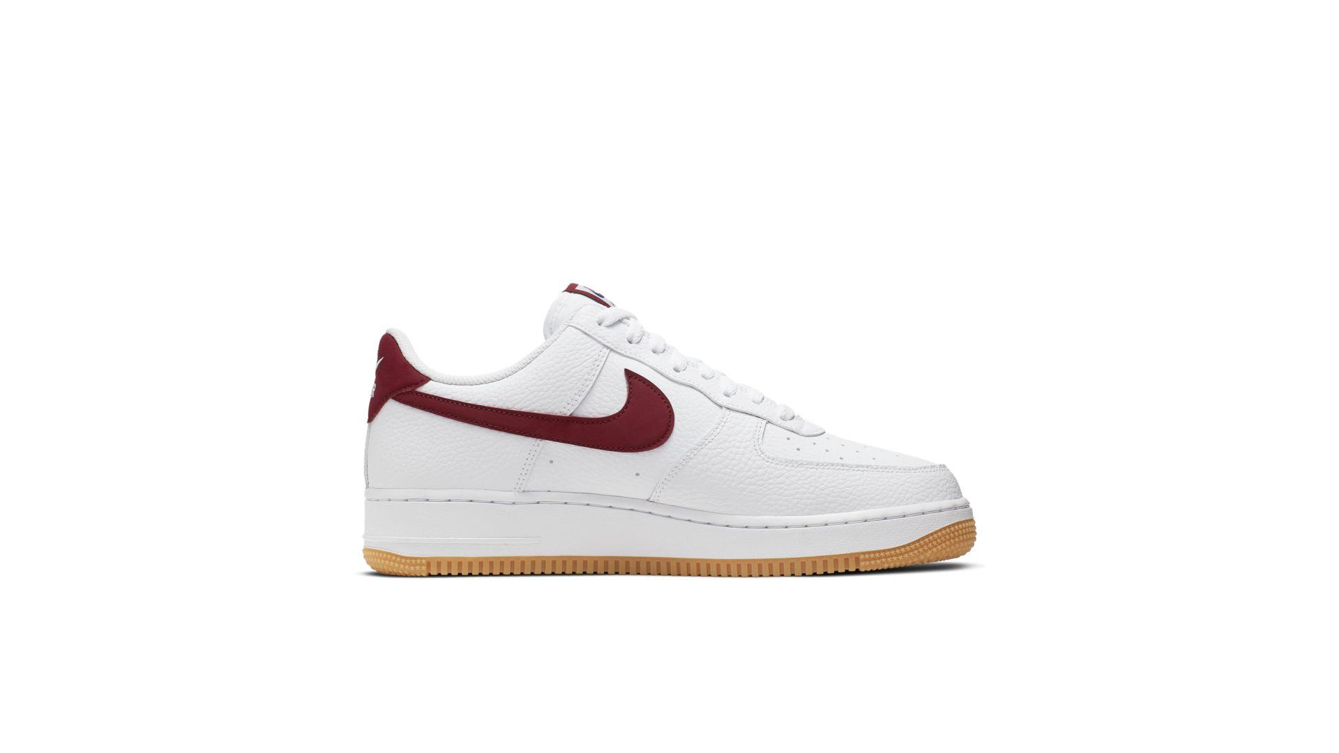 Nike Air Force 1 Low '07 Gum Medium Brown (CI0057-101)