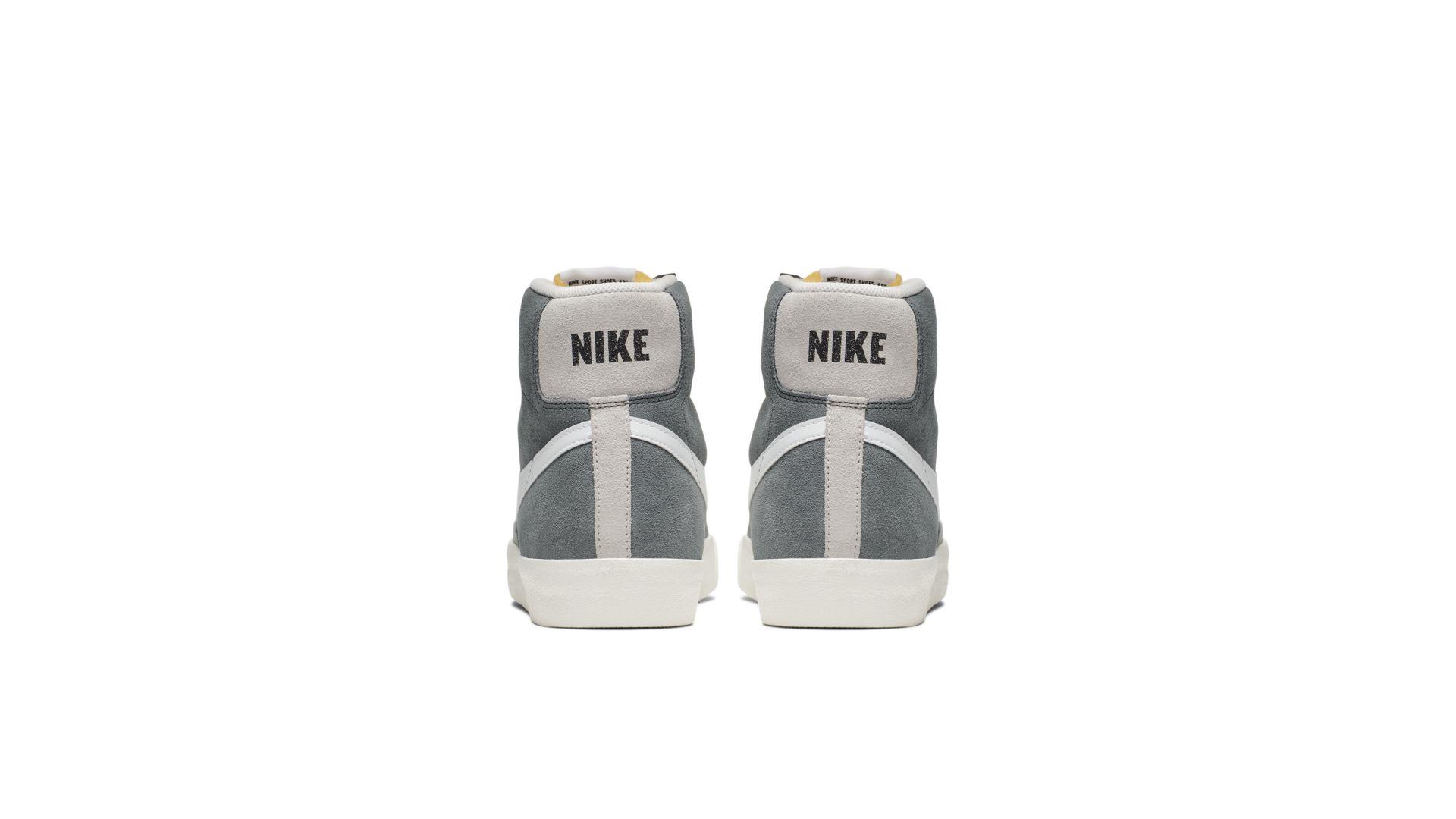 Nike Blazer Mid 77 Vintage Cool Grey White Black (CI1167-001)