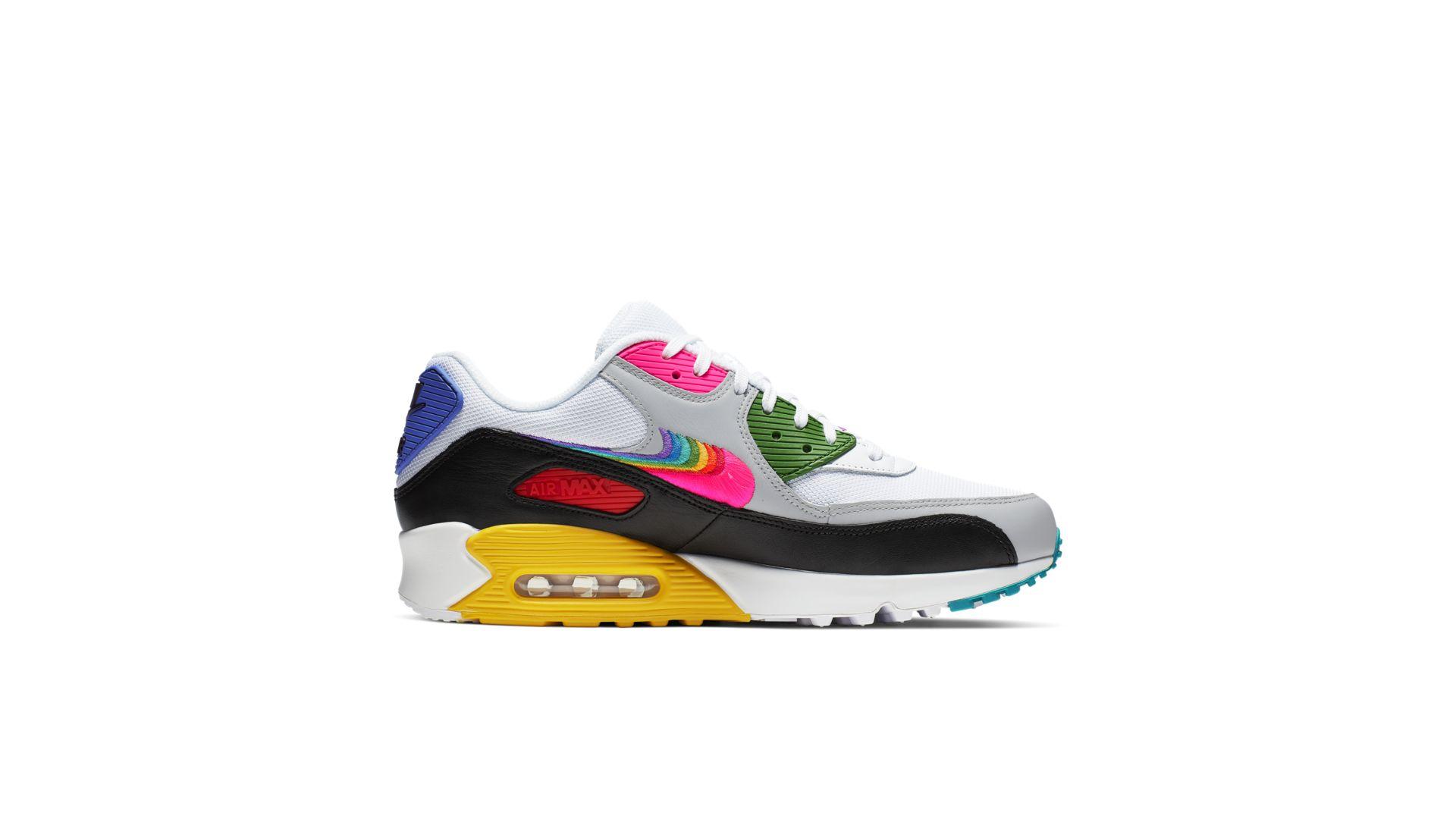 Nike Air Max 90 Be True (2019) (CJ5482-100)