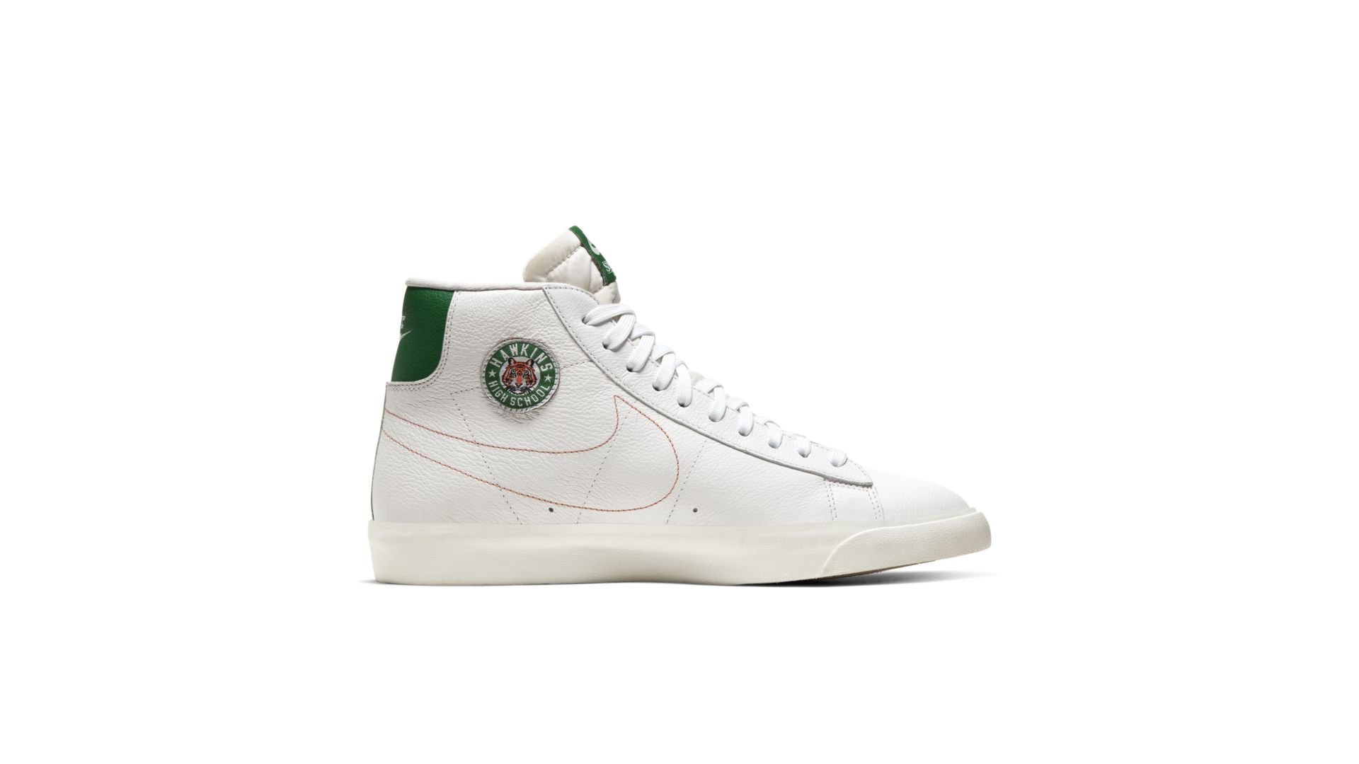 Nike Blazer Mid Stranger Things Hawkins High School (CJ6101-100)