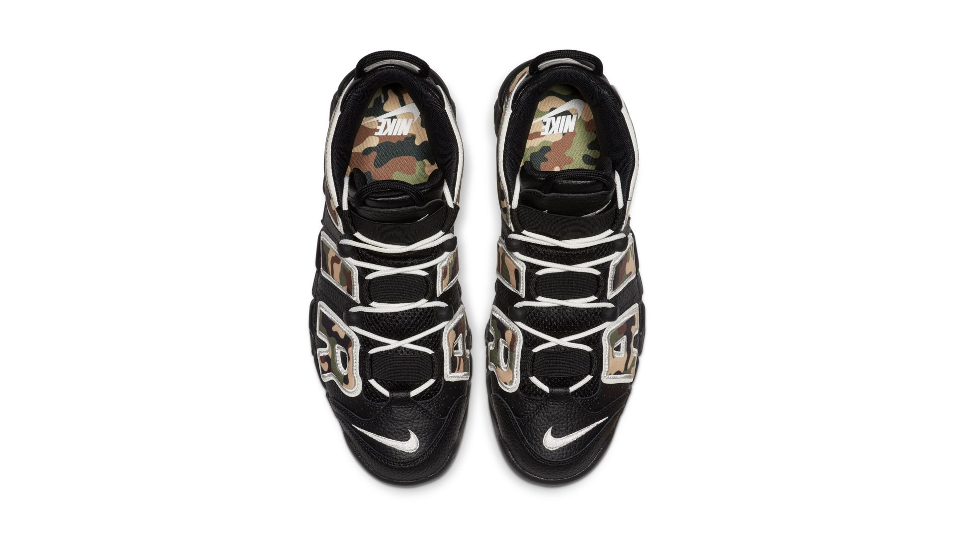 Nike Air More Uptempo 96 Camo (CJ6122-001)